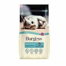 Burgess Kitten Chicken - 1.5kg - 614098