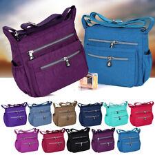 New Women's Shoulder Bags Casual Handbag Travel Bag Messenger Cross Body Nylon