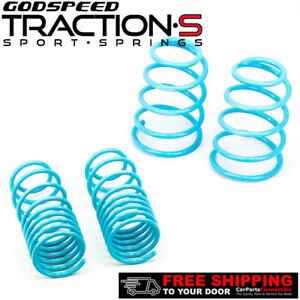 Godspeed Project Traction-S Lowering Springs For KIA FORTE & KOUP 2010-13 TD