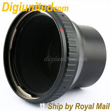 Hasselblad V mount C CF lens to Sony E mount NEX adapter A7 A7R 6 7 A6000 A5000