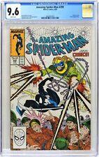 S554. AMAZING SPIDER-MAN #299 Marvel CGC 9.6 NM+ (1988) 2nd CAMEO App. of VENOM
