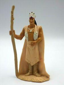 Figurine PVC Vintage Toys Disney Pocahontas Chef Indian 8cm