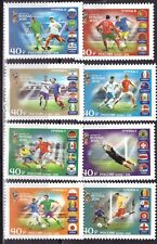 2018 Football FIFA World Cup Russia™. Participating Teams 8 stamps