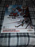 Monstrum nox Gamestop Exclusive Promo Poster