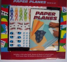 PAPER PLANES Book Hobby Learning How To Make Craft Teaching Education