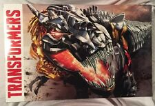 SDCC 2014 Hasbro Exclusive: Transformers - Dinobots Set with Pop-Up Headquarters