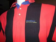 VINTAGE 1990's TOMMY HILFIGER ATHLETIC GEAR POLO SHIRT XXL