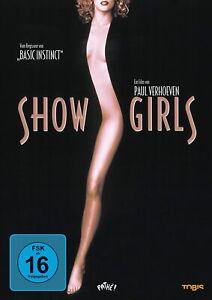 Showgirls [DVD/NEU/OVP] von Paul Verhoeven mit  Elizabeth Berkley, Kyle MacL