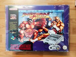 Street Fighter 2 Turbo Super Nintendo