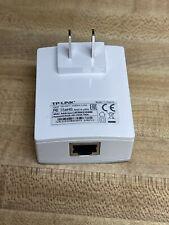 1 TP-Link TL-PA4010 Nano PowerLine Adapter AV500 White 500mbps,Work,Elec. Noise