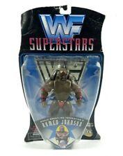 """Vintage 1996 WWF Superstars Jakks Ahmed Johnson 6"""" Action Figure"""