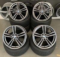 18 Zoll Damina DM03 5x120 Alu Felgen für BMW M Performance Paket F10 F11 442