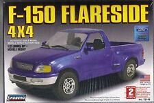 Ford F-150 Flareside 4 x 4 Truck 1/25 Model Kit Lindberg