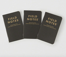 Field Notes Abercrombie & Fitch Print Paper Notebooks Brand New Sealed Memo Book