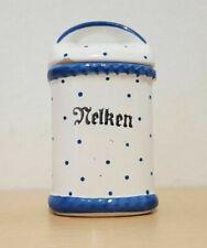 Gmundner Keramik Tupferl blau Schütte Gewürze Nelken GK28 (1911DE2#) 07/2020