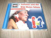 (X1) CD Was ist Was Indianer und der wilde Westen - Vulkane