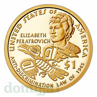 2020-PDS Native Dollar 3 Coin Set(BU & Proof) / Pre-Order.