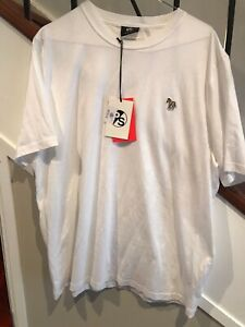 PAUL SMITH MENS TOP T-SHIRT SIZE XXL BRAND NEW WITH TAGS