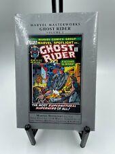 Ghost Rider, Marvel Masterworks - HC Graphic Novel – Volume 1, NEW SEALED