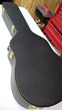 Dreadnaught Guitar Case Lightly Used Black / Black Lining