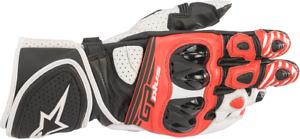 Alpinestars GP Plus R2 Gloves XL Black/White/Red 3556520-1304-XL