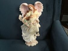 "Seraphim Classic Figurine Chloe ""Natures Gift"" Limited Edition Figurine…."