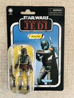 "Star Wars BOBA FETT 3.75"" Figure Return of the Jedi Vintage Collection VC186"