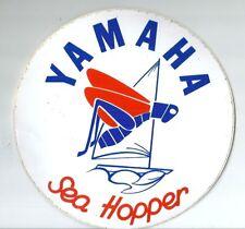Autocollant sticker Yamaha sea hopper planche à voile insecte sauterelle