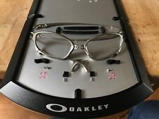 Oakley X-metal Service. Nose bridge and Ear stems.