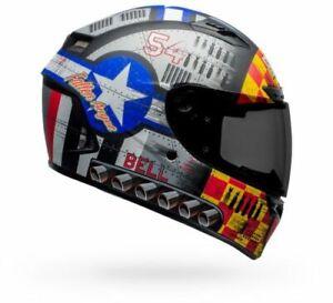 Bell Qualifier DLX MIPS Devil May Care Helmets Motorcycle Street Bike