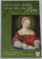 WOMEN WRITING 1500-1700 Tudor Stuart English History Female Writers Feminism
