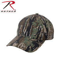 Rothco 8693 Supreme Camo Low Profile Cap - Smokey Branch Camo