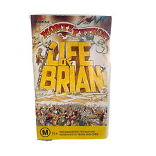 Monty Python's Life of Brian Vhs Cult Comedy