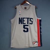 8d692864 100% Authentic Jason Kidd Nets Vintage Nike Swingman NBA HWC Jersey Size XL  48