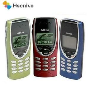 New Condition Nokia 8210 Various Colour (Unlocked) + 12 Months Warranty