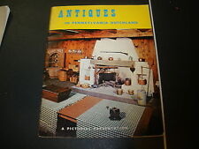 Vintage  Antiques in Pennsylvania Dutchland a pictorial book