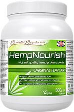 Hempnourish 500 G Chanvre Poudre de Protéine + Herbes Superaliments | Haute Prot...