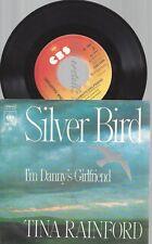 "7""TINA RAINFORD--SILVER BIRD"