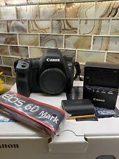Canon EOS 6D Mark II (No Lens) Camera Bag Included