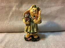 Boyds Bear Critter & Co The Hopsalot Polly Springtime Fun Bunny Figurine 36720