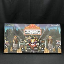Build Your Own Casino Multimedia Games Play Louder Board  New Sealed