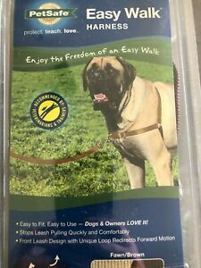 Easy Walk XL dog harness front leading design