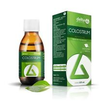 DELTA COLOSTRUM Syrup - Liquid Natural 100% 1x125 ml, Healthy Immune System