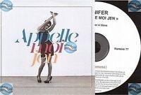 JENIFER APPELLE MOI JEN CD PROMO SAMPLER