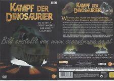 Kampf der Dinosaurier - Die letzten Geheimnisse der Urzeit-Giganten
