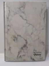 LG Viatera Marble Hard Cover Dotted Notebook Grid Diary Study Journal 100 Pages