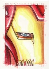 Rittenhouse Iron Man 1st Movie Harvey Tolibao Sketch Card