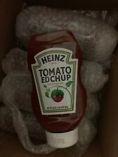 Ed Sheeran x Heinz Ketchup Edchup Limited Edition Sauce *SOLD OUT EVERYWHERE*