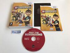 Disney Bienvenue Chez Les Robinson - Nintendo Wii - FR - Avec Notice