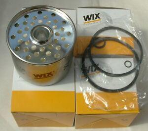 PACK OF 4 Wix/Napa Delphi filter element HDF296 C1191PL 3581078 BF825 P917